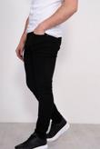 Mens Black Slim Fit Jeans