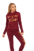 Wine Nothing To Declare Loungewear