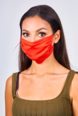 Black Re-Usable Anti Dust Hygiene Face Mask