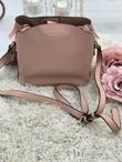 Rose Tassel Cross Body Bag