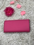 Fuchsia Buckle Purse