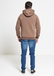 Mens Distressed Denim Frayed Jeans