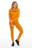 Mustard California Loungewear Set
