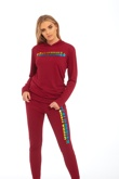 Wine California Loungewear Set