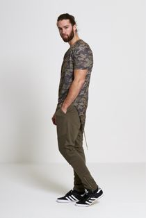 Stone Fish Tail Camo T-Shirt