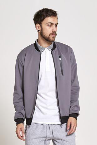 Mens Brave Soul Contrasting Bold Jacket-Copy