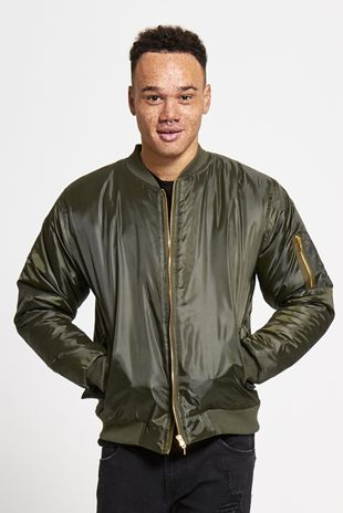 Mens Stylish Bomber Jacket