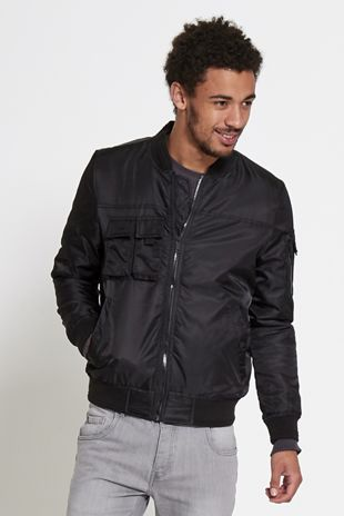 Mens Major Brave Soul Bomber Jacket