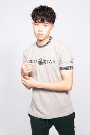 Soul Star Trim T-Shirt