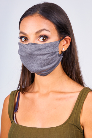 Charcoal Re-Usable Anti Dust Hygiene Face Mask