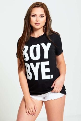 Black Boy Bye T-Shirt