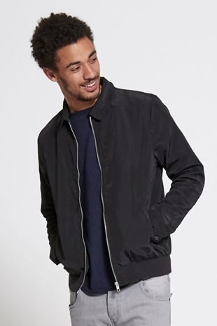 Mens Water Resistant Bomber Jacket