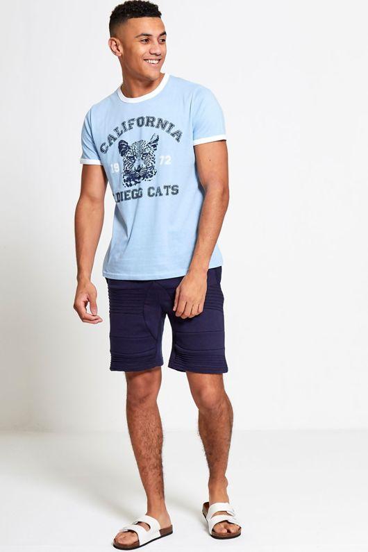 Tiger Print T-Shirt