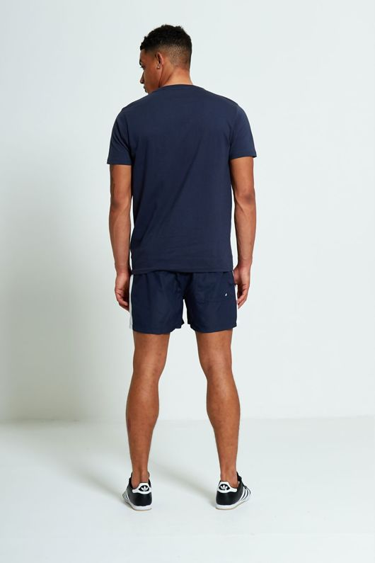 Navy Zip Pocket T-Shirt