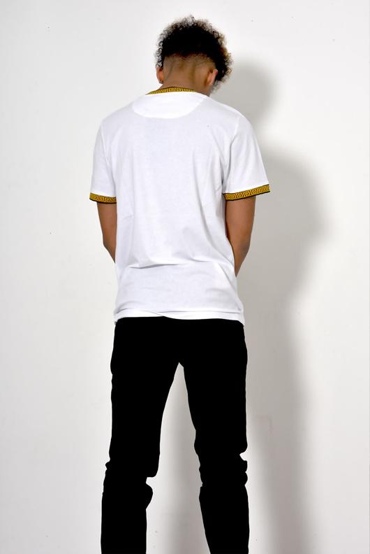 Mens Black Basic Jean