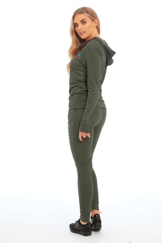 Khaki California Loungewear Set