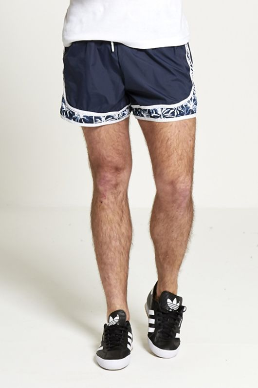 mens palm tree swim shorts from bravesoul